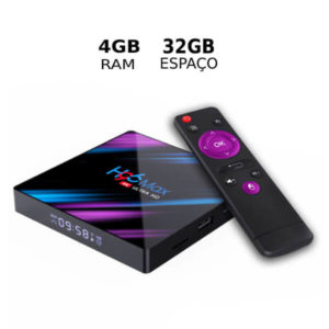 H96 Max Android TV Box 4GB RAM 32GB ROM